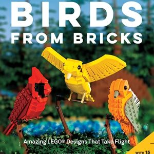 """Thomas Poulsom:<span class=""""pt_splitter pt_splitter-1""""> Birds from Bricks <span class=""""pt_splitter pt_splitter-2"""">– book with LEGO® instructions</span></span>"""